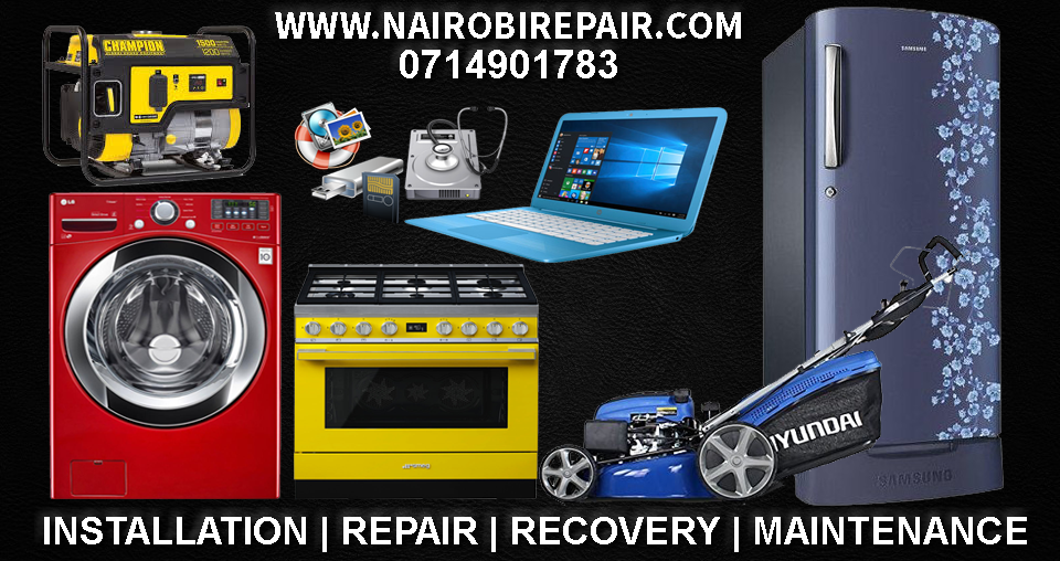 ARISTON APPLIANCE REPAIRS - Nairobi, Kenya