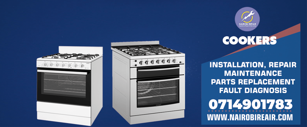 Gas Cooker & Oven Repairs - Nairobi, Kenya
