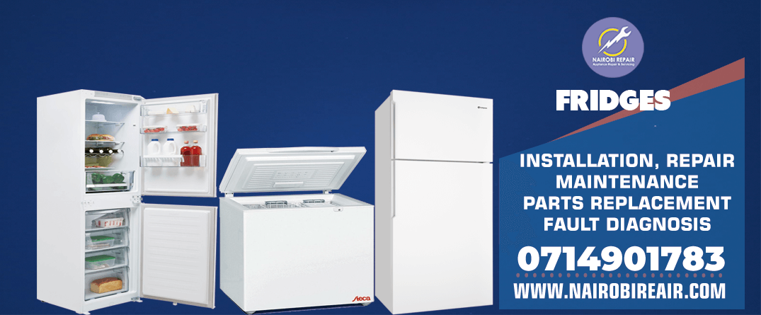 Fridge and freezer repair - Nairobi, Kenya